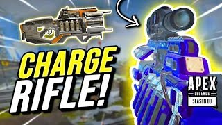 THE CHARGE RIFLE...