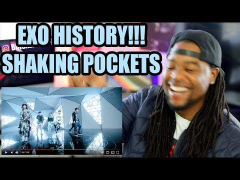 EXO-K | HISTORY MV | REACTION!!! 엑소케이