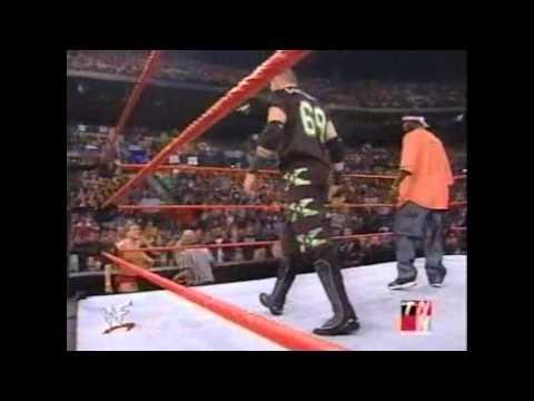 K-Kwik (R-Truth) debut in WWF