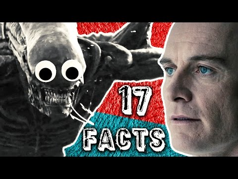 17 Interesting Facts About Alien Covenant You Didn't Know!