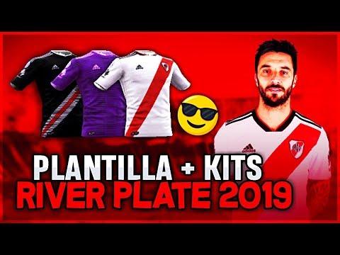 6c18bafc6e0 River Plate Campeón Libertadores - Dream League Soccer 2019 - YouTube