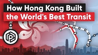 How Hong Kong Built the World's Best Transit 🇭🇰