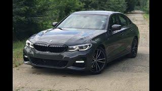 Обзор на новую BMW 3 G20 за 3+