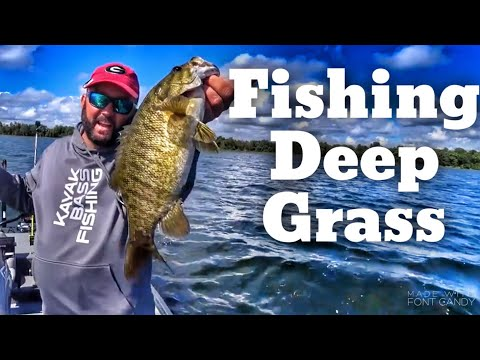 How To Find Fish In Deep Grass - Bass Fishing