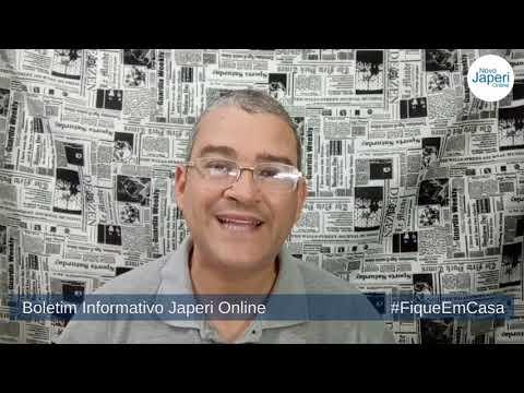 #1 Boletim Informativo JOL