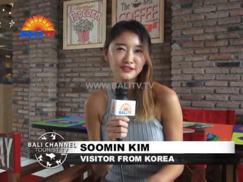 Bali Channel Tourist TV Fame Hotel Sunset Road Bali
