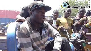 Mali : Les conducteurs de