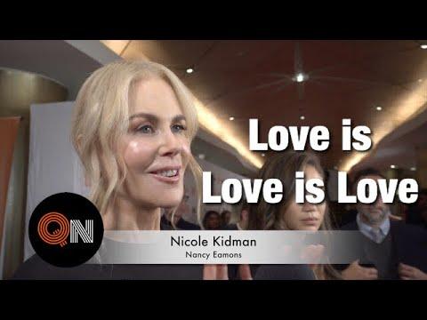 Nicole Kidman & Troye Sivan spread the LOVE during Boy Erased World Premier at TIFF | QN