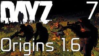 Dayz #107 - Origins 1.6, Im Schein Des Mg-feuers