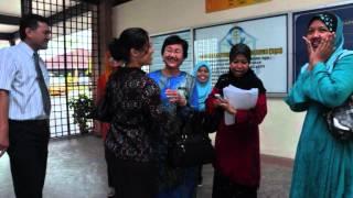 Jamuan Kesyukuran Sempena Penganugerahan Tawaran Baru 2011