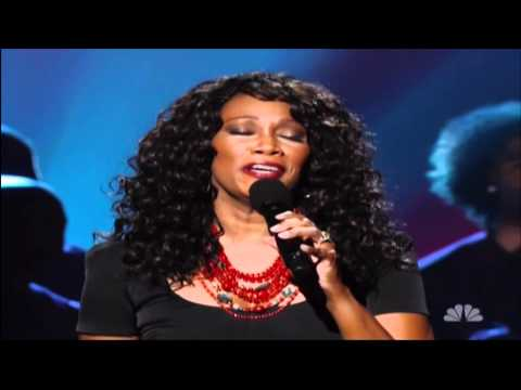 Yolanda Adams Tribute - Whitney Houston - NAACP Image Awards 2012