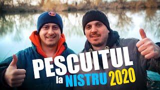 PESCUITUL la Nistru 2020 Рыбалка на днестре 2020 FriendsLifeMD Vlog