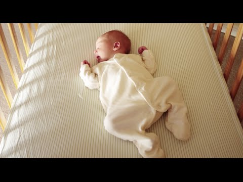Keeping infants safe while they sleep