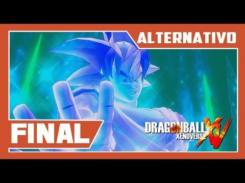 Dragon Ball Xenoverse: Detonado Em Português - Parte #16 - FINAL ALTERNATIVO SECRETO