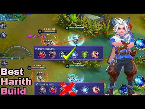 Harith Best Build Critical Magic Demage - Mobile Legends Bang Bang thumbnail