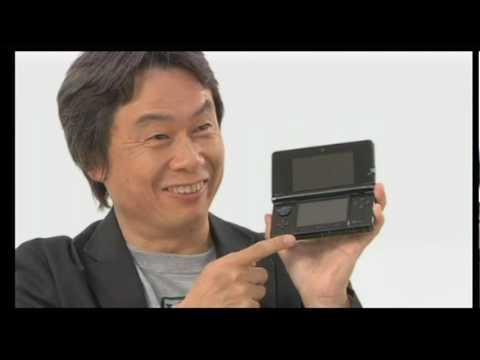[E3 2010] Iwata Asks - Miyamoto about Nintendo 3DS