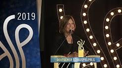 Der Theaterpreis für Angela Winkler
