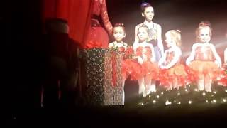 Kaylee's Christmas Dance Performance
