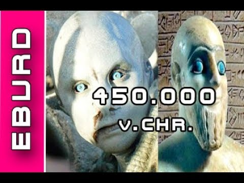 Annunaki - Die Rückkehr der Alien Götter von Nibiru und die wahre Geschichte der Menschheit