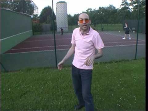 Eddy le Quartier - le Tennis (Roland Garros)
