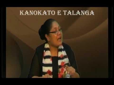 Kanokato150817-Talanoa Pea Mo Dr Lintta Manu'atu