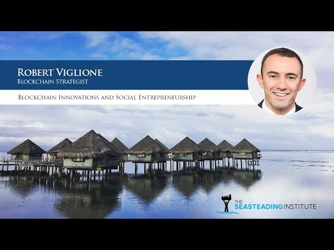 Robert Viglione: Blockchain Innovations and Social Entrepreneurship