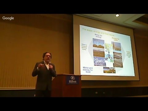 Big Data & Decision Making - The Future of the Water Space - Keynote Speeches Day 1