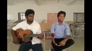 Download Hindi Video Songs - Unaku enna venam sollu - Moongil thottam Guitar cover mashup ft. Midhun raj