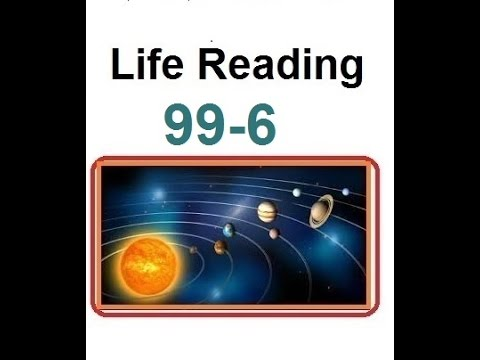 Edgar Cayce - Complete Life Reading 99-6
