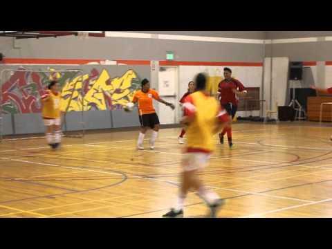 #2 Womens Futsal Bermuda February 18 2012
