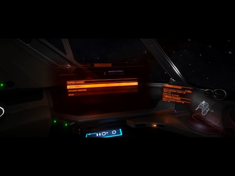 Operating a Spacecraft under the influence = ELITE: DANGEROUS