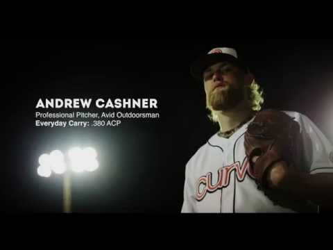 Pro Pitcher Andrew Cashner and the all-new Taurus Curve® Full