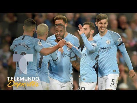Un demoledor Manchester City tiene la espina clavada en Champions League | Telemundo Deportes
