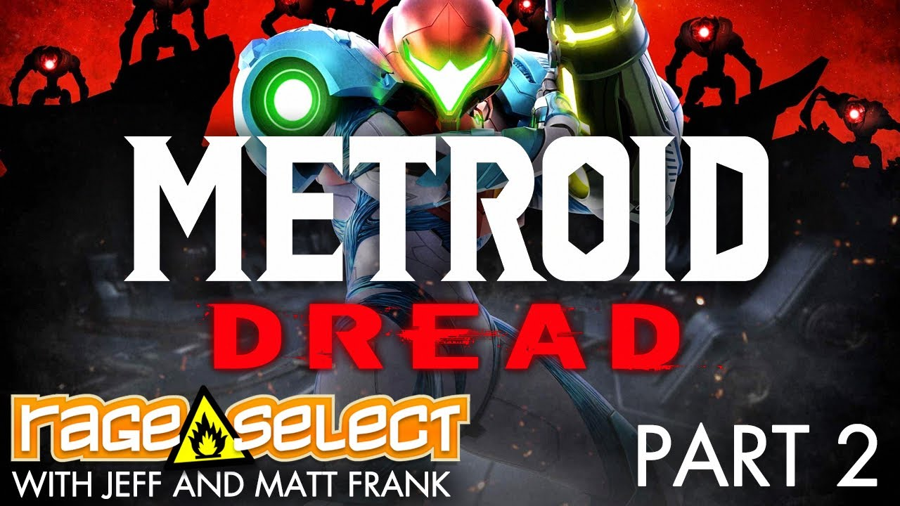 Metroid Dread (Sequential Saturday) - Part 2