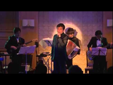 霧の港町(生バンドバージョン)/福田みのる(Xmasライブ2012より)