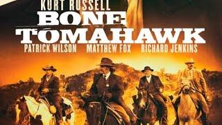 Kill count - BONE TOMAHAWK (2015)