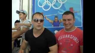 Илья Ильин и его команда