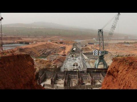 Guinea's biggest dam