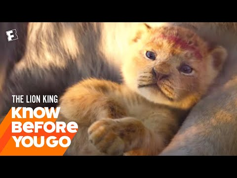 Play Know Before You Go: The Lion King | Movieclips Trailers
