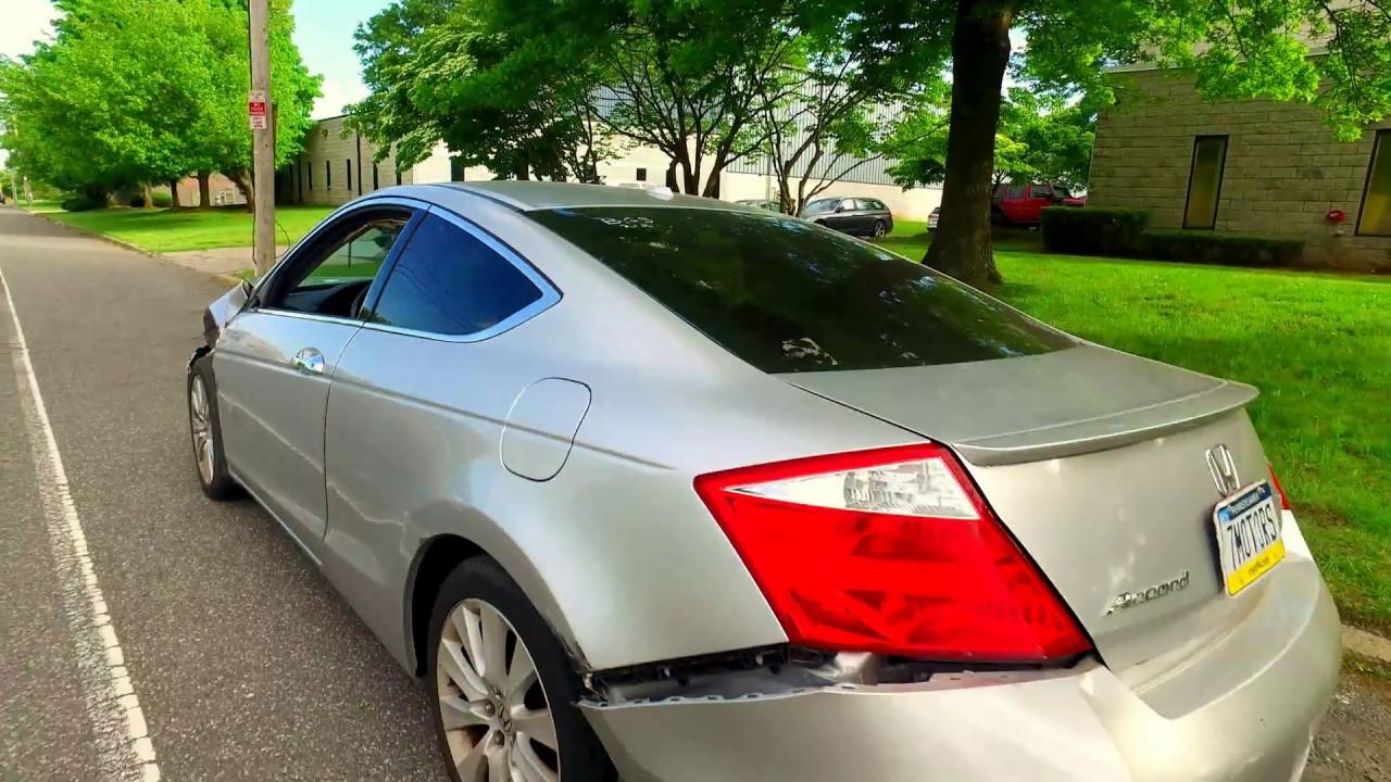 Обзор Honda Accord 9 2013 Сборка США Дмитрий Машков - YouTube