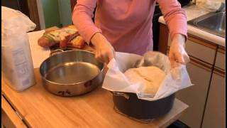 No Knead Bread Recipe Part 2