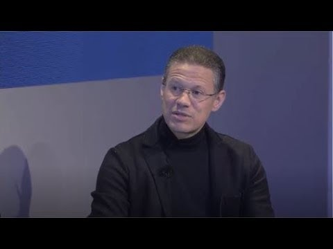 Badr Jafar on The State of Start-Ups at World Economic Forum 2018