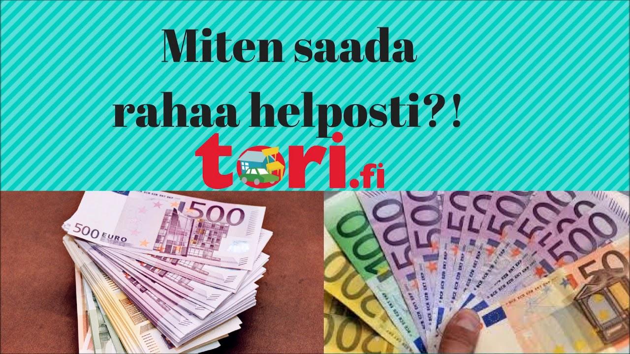 Haluatko tienata lisää rahaa kotoa käsin? 30 huikeaa ideaa!