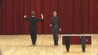 Bronze Samba - The Basic Step Ballroom Dance Lesson