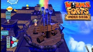 Download Video Worms Forts: Under Siege ... (PS2) MP3 3GP MP4