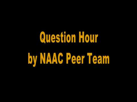 Visit of NAAC Peer Team to DAVIET