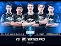 [ Midone ]Team Secret vs virtus pro game 2 ESL One Hamburg 2018