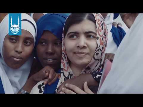 Empowering Girls with Malala · Join the Movement