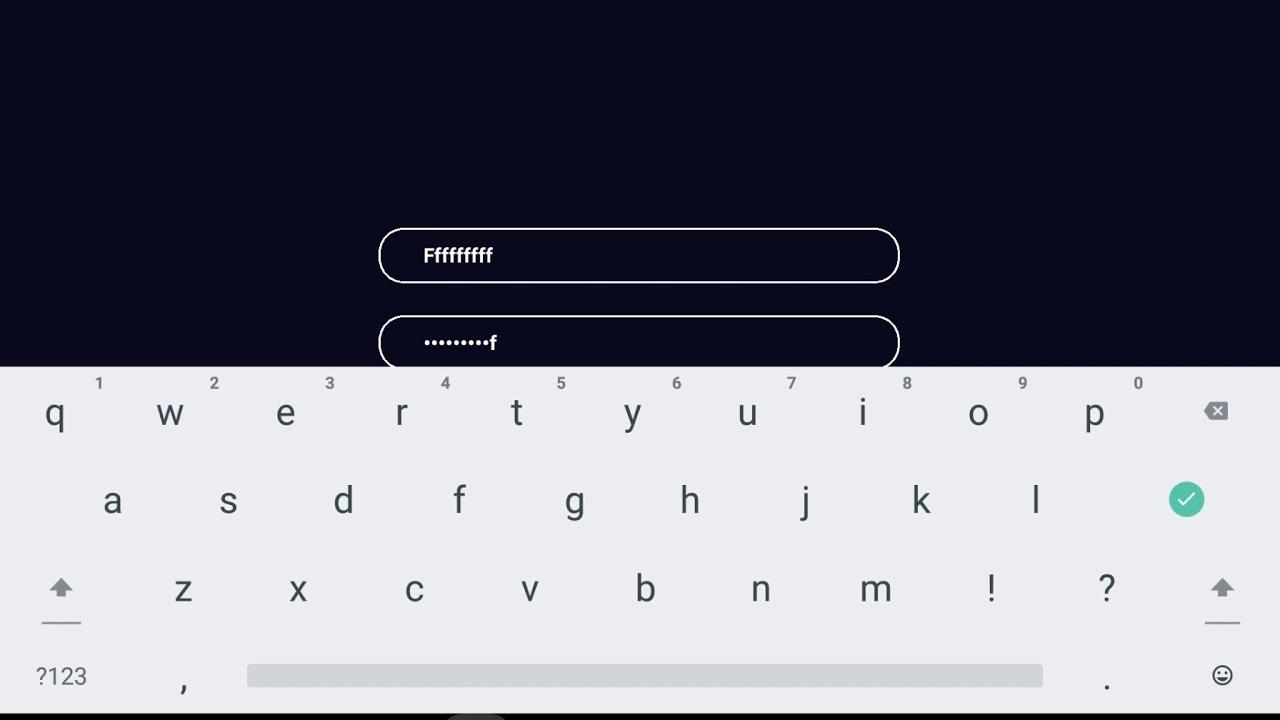 789 งานเร่งกับ React Native(015) ปัญหา keyboard บน Android