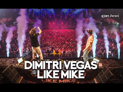 Dimitri Vegas & Like Mike [Drops Only] @ Bringing The Madness 2017